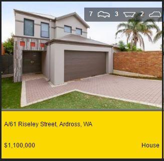 Real Estate Appraisal Ardross WA 6153