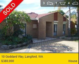 real estate appraisal Langford WA 6147