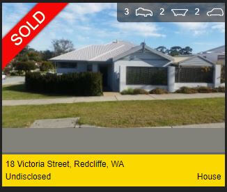 Real estate appraisal Redcliffe WA 6104
