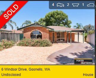 Real estate appraisal Gosnells WA 6110