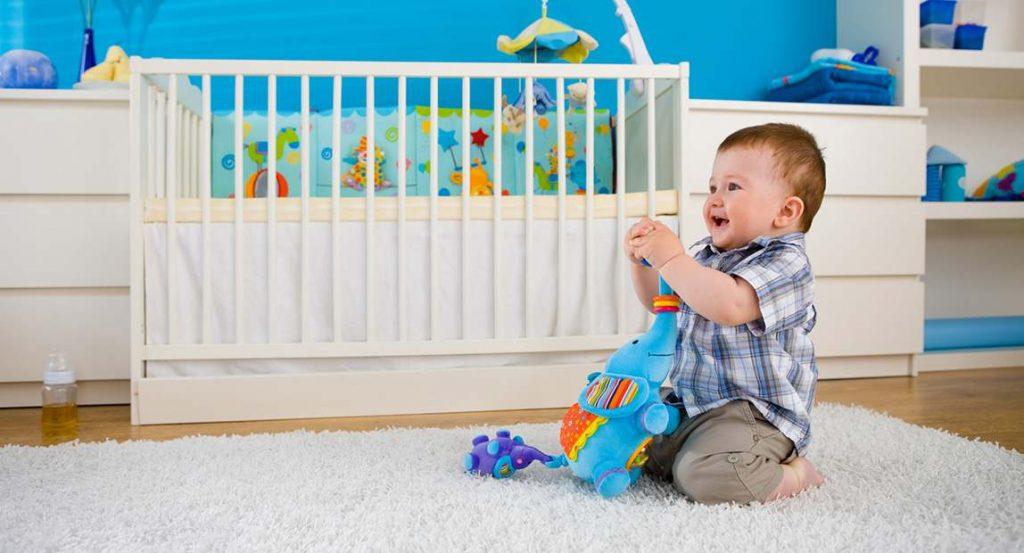 Babyproof your bedroom