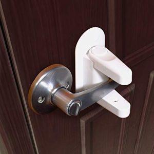 Childproof door locks