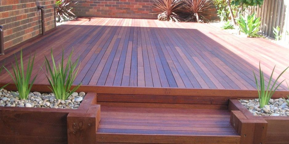 Merbau for your decking