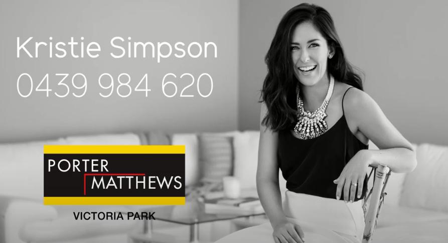Kristie Simpson real estate agents Victoria Park WA