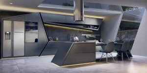 Next level generation appliances kitchen