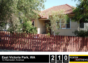 Sell my home Victoria Park WA